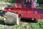 "30"" Open Upside Down Tire To Tire Skid Steer Log Splitter 30-Ton"