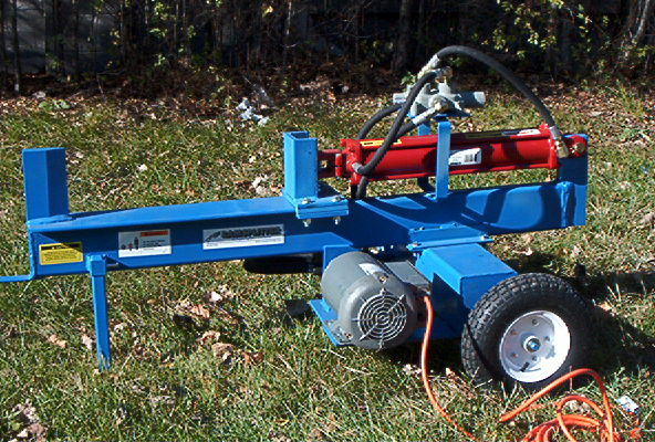 hydraulic log splitter plans pdf