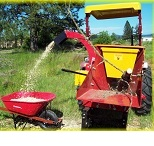 PTO Tractor / Wood Chippers