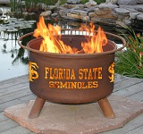 Florida State Patio Fire Pits