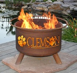 Clemson Patio Fire Pits
