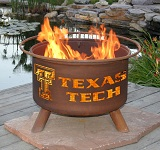 Texas Tech Patio Fire Pits