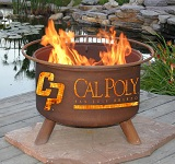 Cal Poly Patio Fire Pits