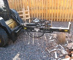 Skid Steer Horizontal/Vertical Log Splitter 30-Ton