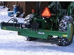 30-Ton 3 Point Hitch Wood Splitter