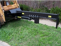 30-Ton Skid Steer Log Splitters