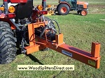 16-Ton Horizontal Vertical 3 PT Hitch Attachment